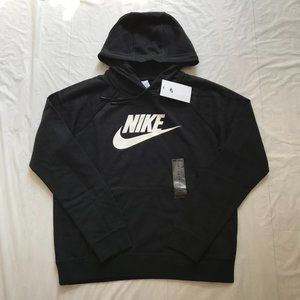 NEW Nike Women's French Terry Pullover Hoodie NWT